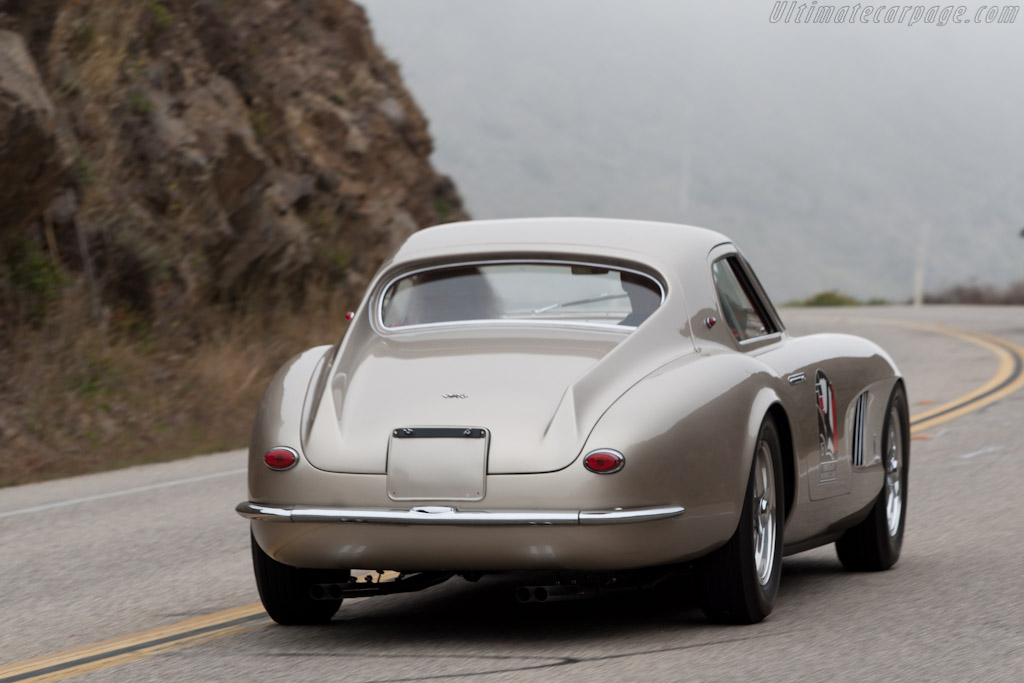 Ferrari 375 MM Pinin Farina Coupe Speciale - Chassis: 0456AM   - 2011 Pebble Beach Concours d'Elegance