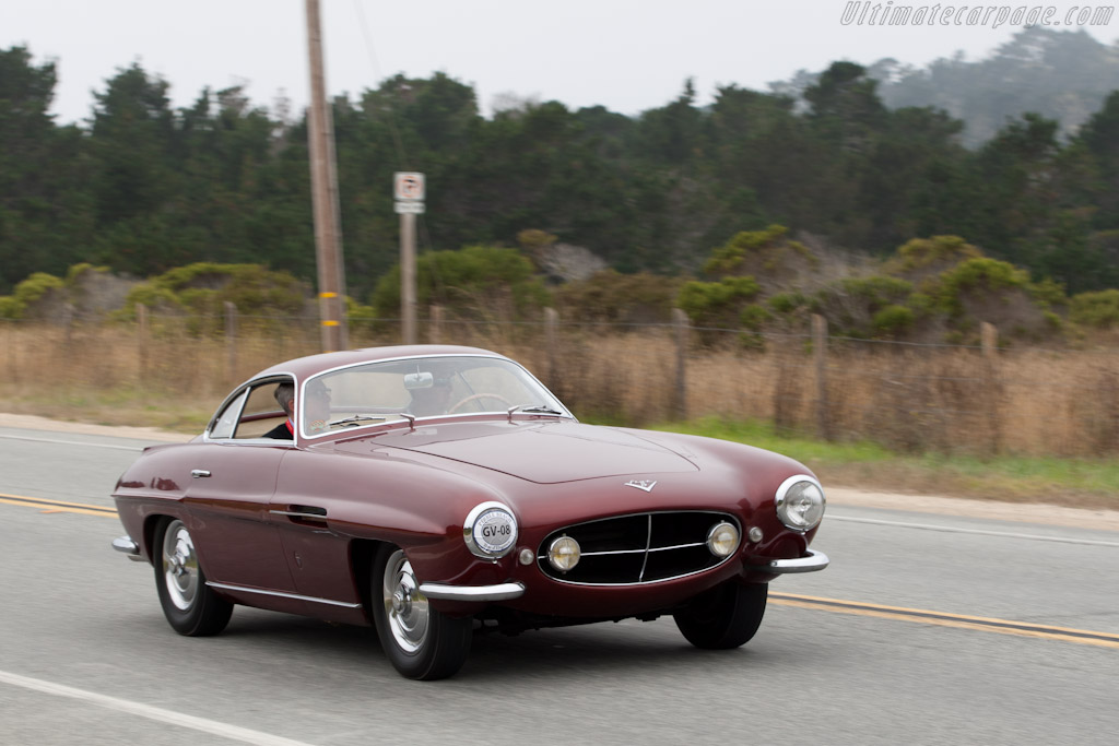 Fiat 8V Ghia Supersonic - Chassis: 106*000036   - 2011 Pebble Beach Concours d'Elegance