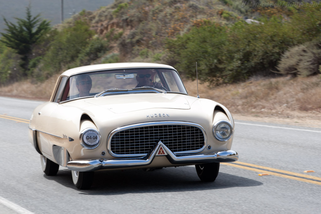 Hudson Italia Touring Coupe    - 2011 Pebble Beach Concours d'Elegance