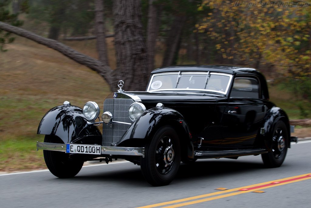 Mercedes-Benz 380 K Zapon Roadster - Chassis: 95363   - 2011 Pebble Beach Concours d'Elegance