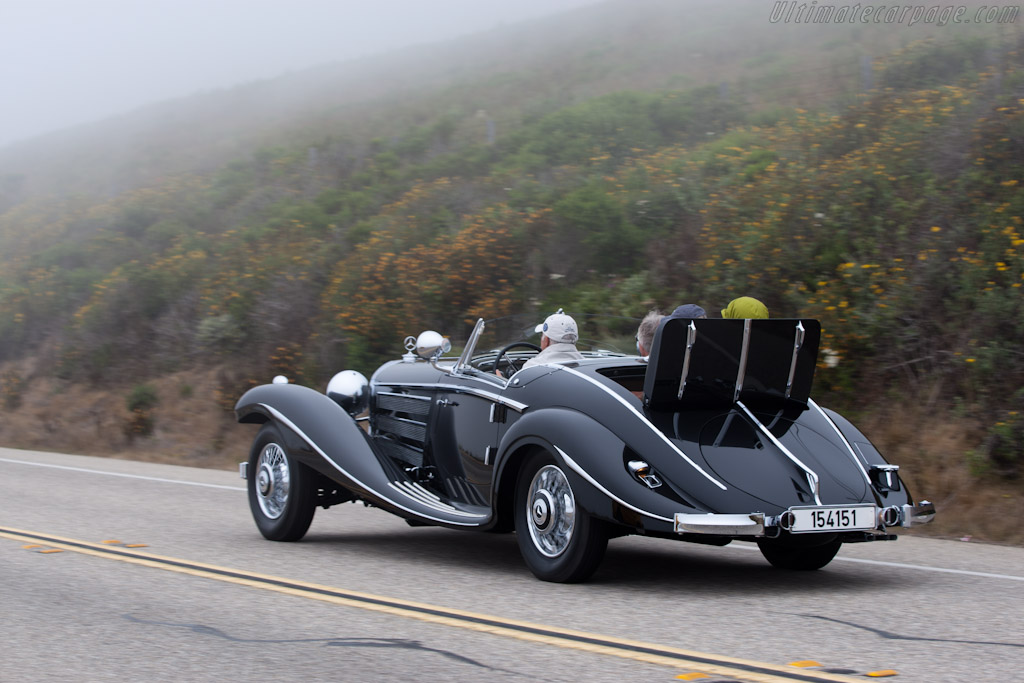 Mercedes-Benz 540 K Spezial Roadster - Chassis: 154151   - 2011 Pebble Beach Concours d'Elegance