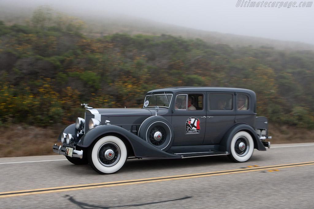 Packard 1100 4 Door   - 2011 Pebble Beach Concours d'Elegance