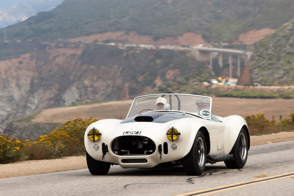 AC Shelby Cobra - Chassis: CSX3006   - 2012 Pebble Beach Concours d'Elegance