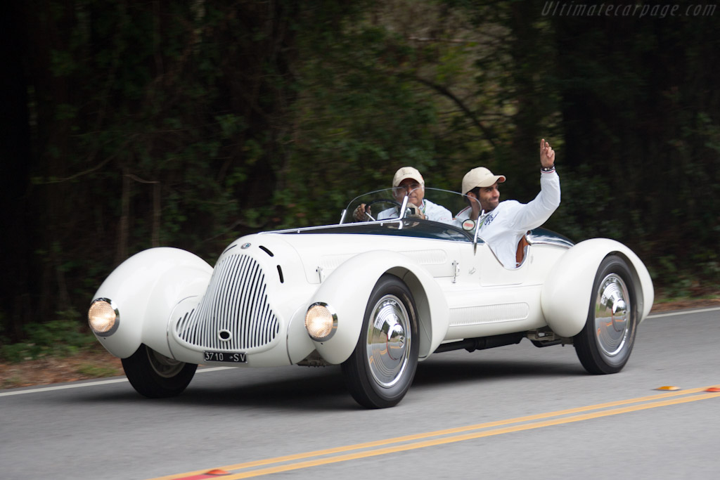 Alfa Romeo 6C 1750 GS Aprile Roadster - Chassis: 10814331   - 2012 Pebble Beach Concours d'Elegance