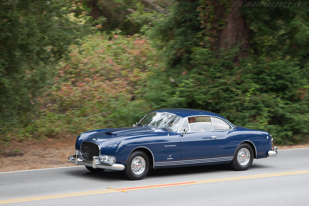 Chrysler New Yorker Ghia Coupe    - 2012 Pebble Beach Concours d'Elegance