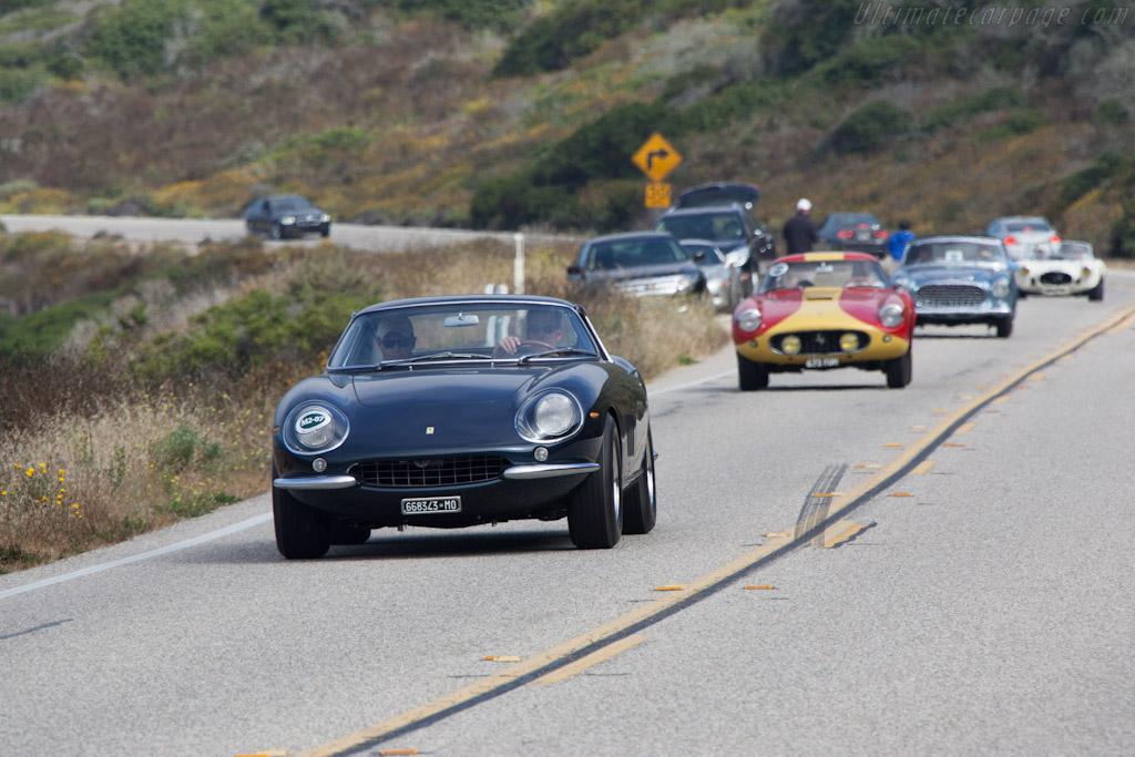 Ferrari 275 GTB - Chassis: 08343   - 2012 Pebble Beach Concours d'Elegance