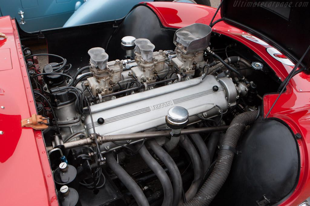 Ferrari 410 S - Chassis: 0598CM   - 2012 Pebble Beach Concours d'Elegance