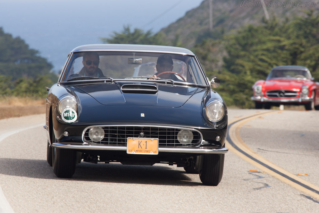 Ferrari 410 Superamerica - Chassis: 1449SA - Entrant: Peter S. Kalikow  - 2012 Pebble Beach Concours d'Elegance
