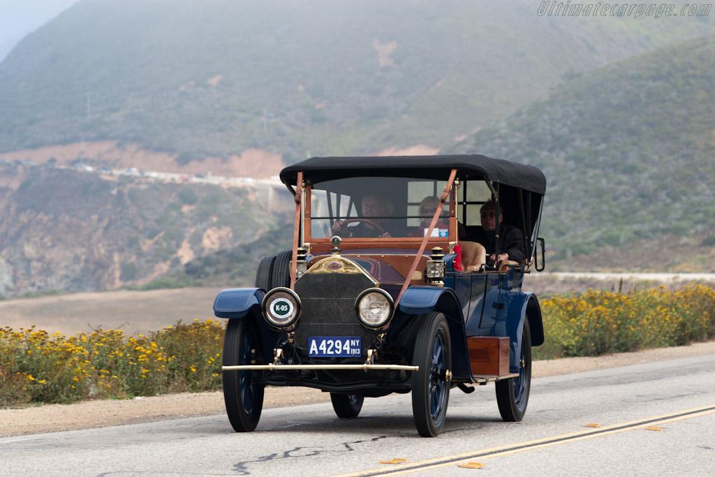 Fiat Tipo 56 7 Passenger Touring    - 2012 Pebble Beach Concours d'Elegance