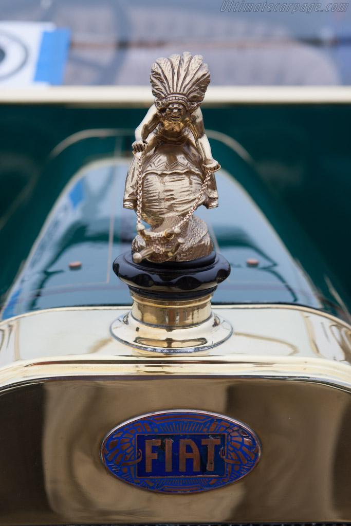 Fiat Tipo 6 Holbrook 4 Passenger Demi Tonneau    - 2012 Pebble Beach Concours d'Elegance
