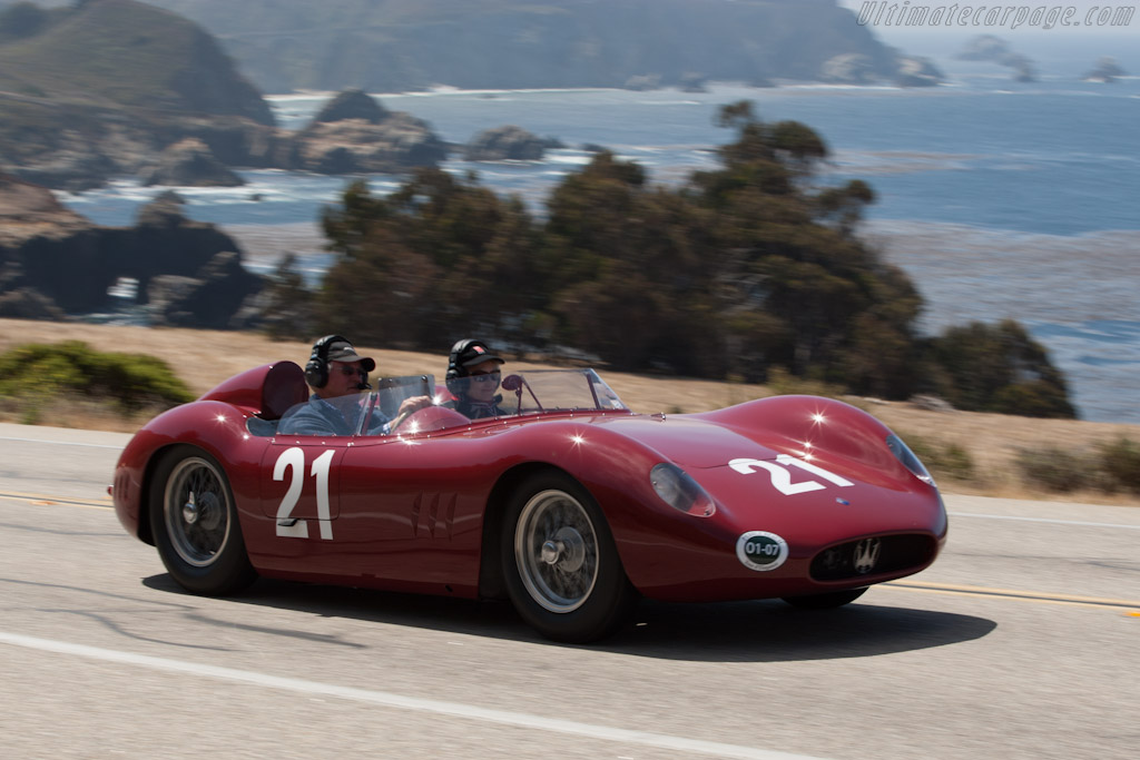 Maserati 200 SI    - 2012 Pebble Beach Concours d'Elegance