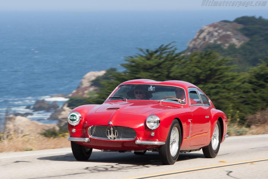 Maserati A6G 2000 Zagato Coupe - Chassis: 2121   - 2012 Pebble Beach Concours d'Elegance