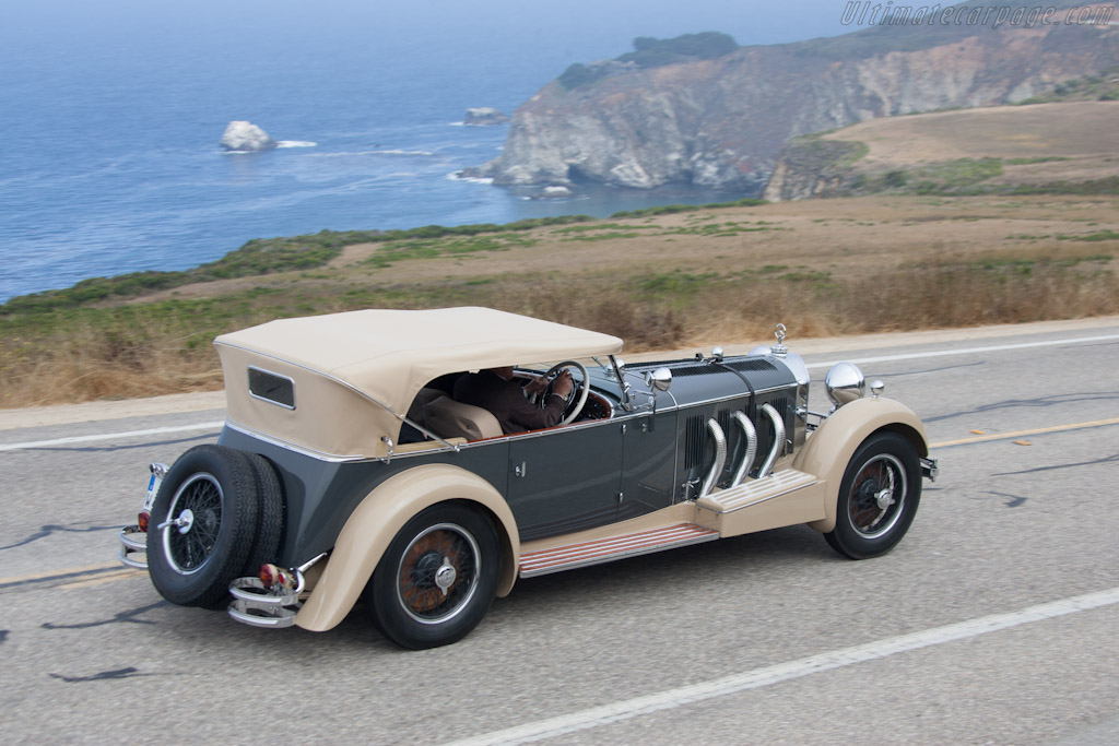 Mercedes-Benz SS Sprot Four Seater    - 2012 Pebble Beach Concours d'Elegance