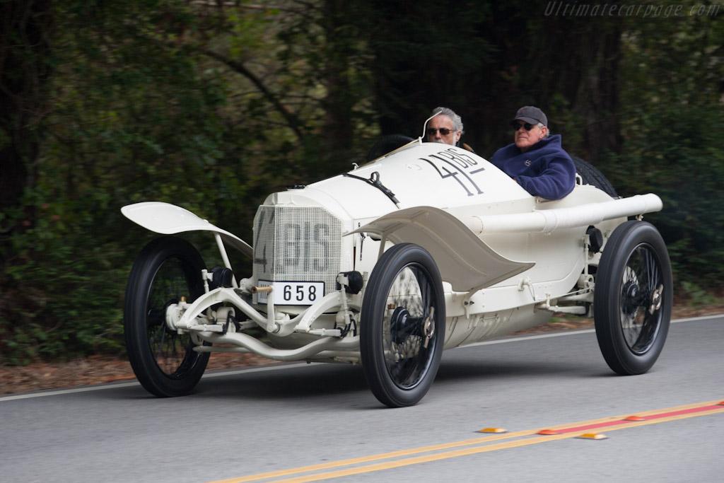Mercedes Grand Prix - Chassis: 15368   - 2012 Pebble Beach Concours d'Elegance