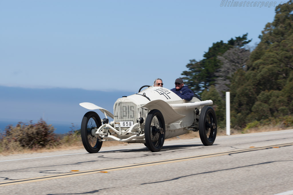 Mercedes Grand Prix - Chassis: 15368   - 2012 Pebble Beach Concours d'Elegance