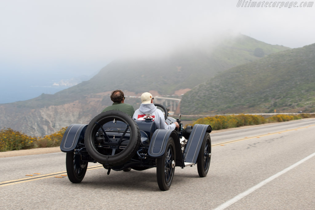 Mercer Model 35 J Raceabout - Chassis: 1330   - 2012 Pebble Beach Concours d'Elegance