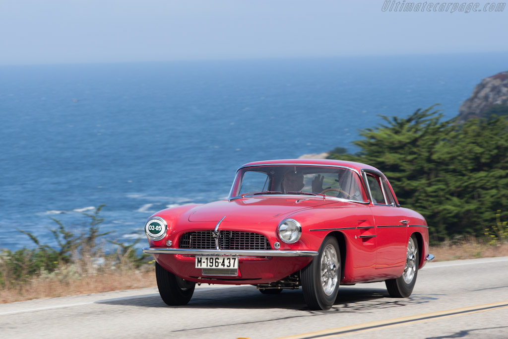 Pegaso Z103 Touring - Chassis: 0103.150.0150   - 2012 Pebble Beach Concours d'Elegance