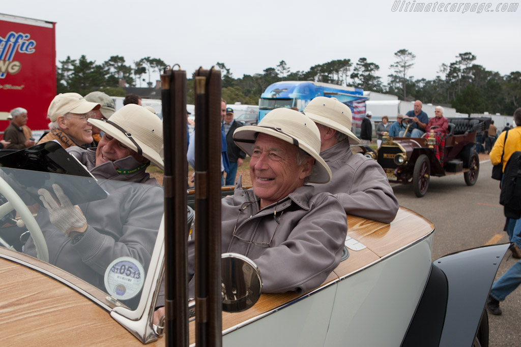 Ready for hunting    - 2012 Pebble Beach Concours d'Elegance