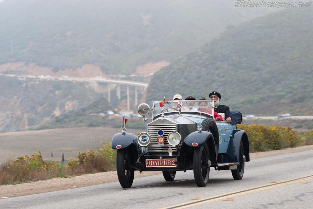 Rolls-Royce 20hp Barker Roadster    - 2012 Pebble Beach Concours d'Elegance
