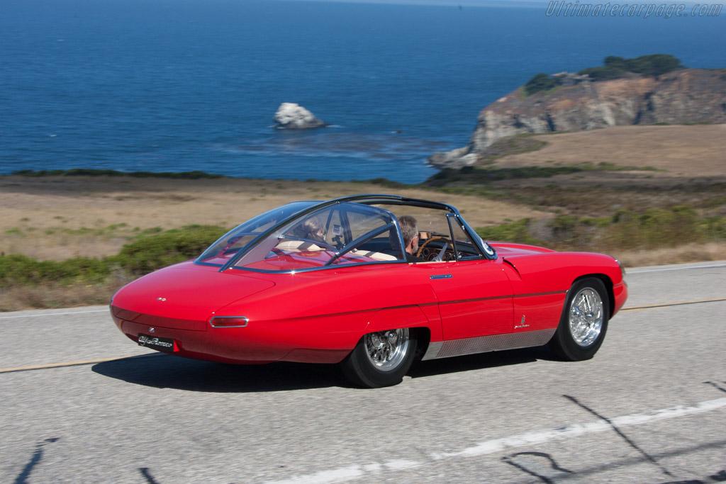 Alfa Romeo 6C 3000 CM Superflow IV - Chassis: 1361.00128 - Entrant: Caballeriza Inc.  - 2013 Pebble Beach Concours d'Elegance