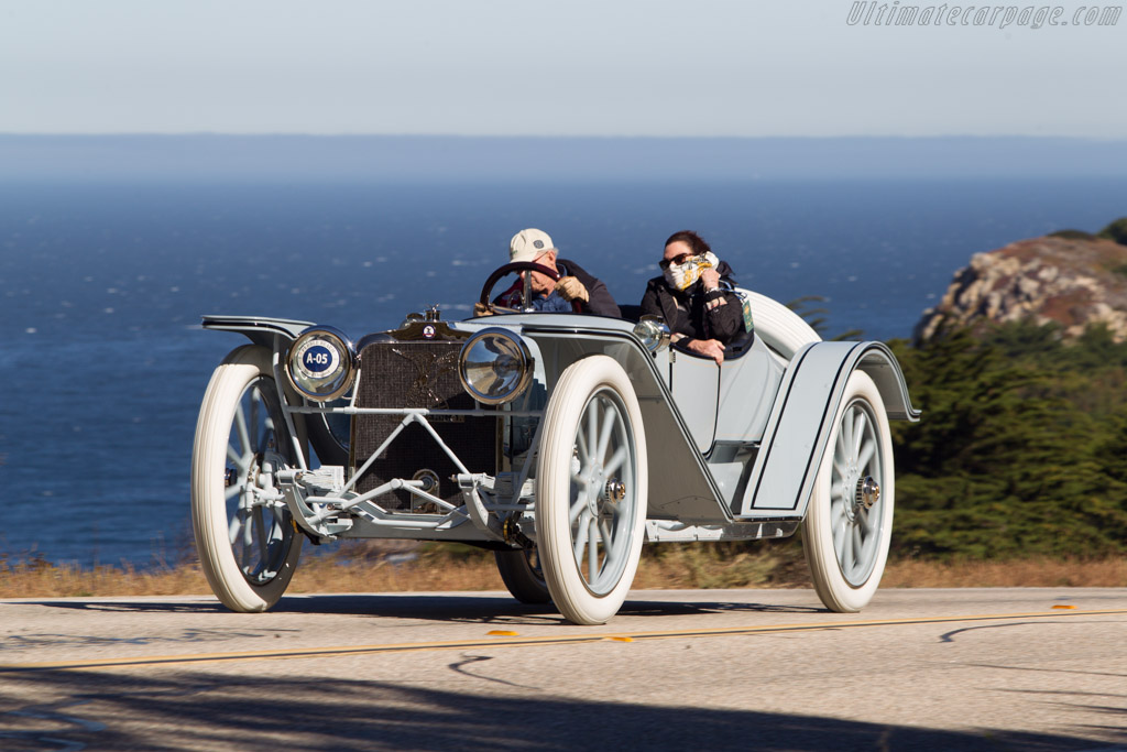 American Underslung 642 Roadster  - Entrant: Sam & Emily Mann  - 2013 Pebble Beach Concours d'Elegance