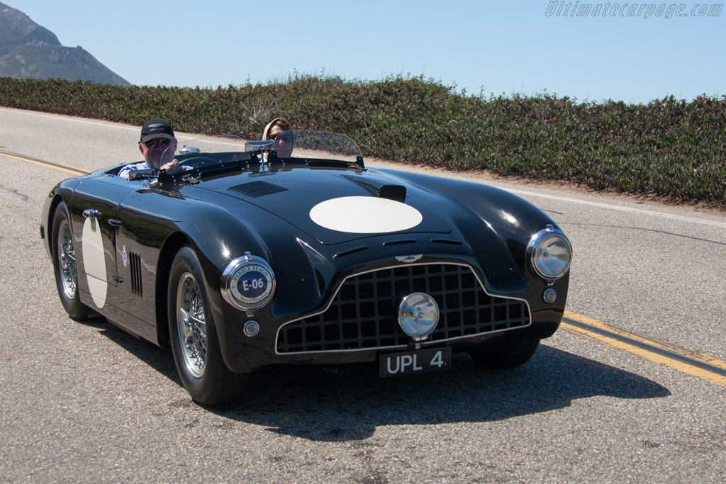 Aston Martin DB3 - Chassis: DB3/5 - Entrant: Martin & Pat Melling  - 2013 Pebble Beach Concours d'Elegance
