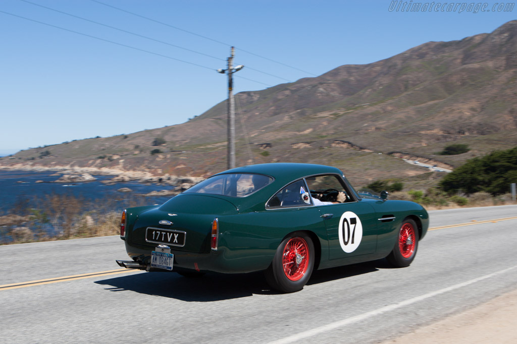 Aston Martin DB4 GT - Chassis: DB4GT/0151/R - Entrant: James Freeman - 2013 Pebble Beach Concours d'Elegance