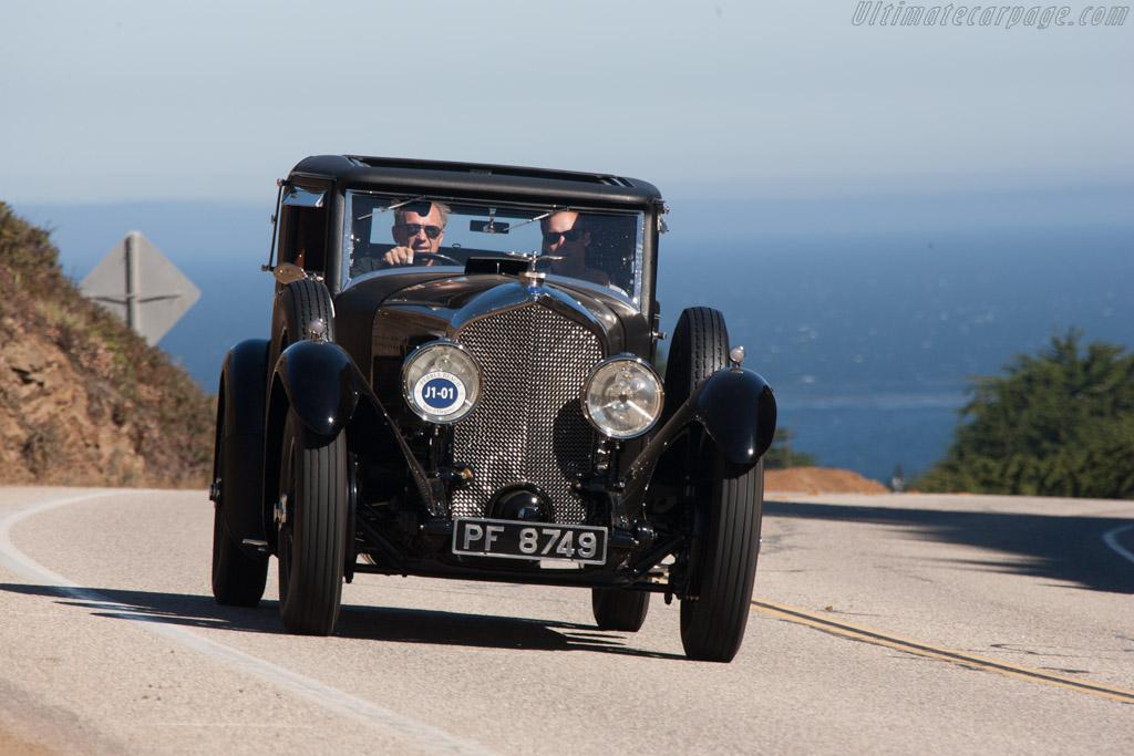 Bentley 6.5 Litre Surbico Sport Coupe - Chassis: TW2713 - Entrant: William E. (Chip) Connor  - 2013 Pebble Beach Concours d'Elegance