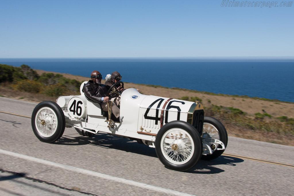 Benz 105 hp Prinz Heinrich  - Entrant: Bruce & Jolene McCaw  - 2013 Pebble Beach Concours d'Elegance