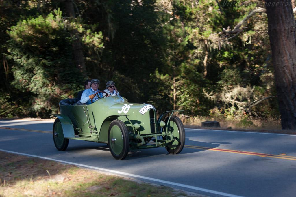 Benz 22/80 Prinz Heinrich - Chassis: 5732 - Entrant: Louwman Museum  - 2013 Pebble Beach Concours d'Elegance
