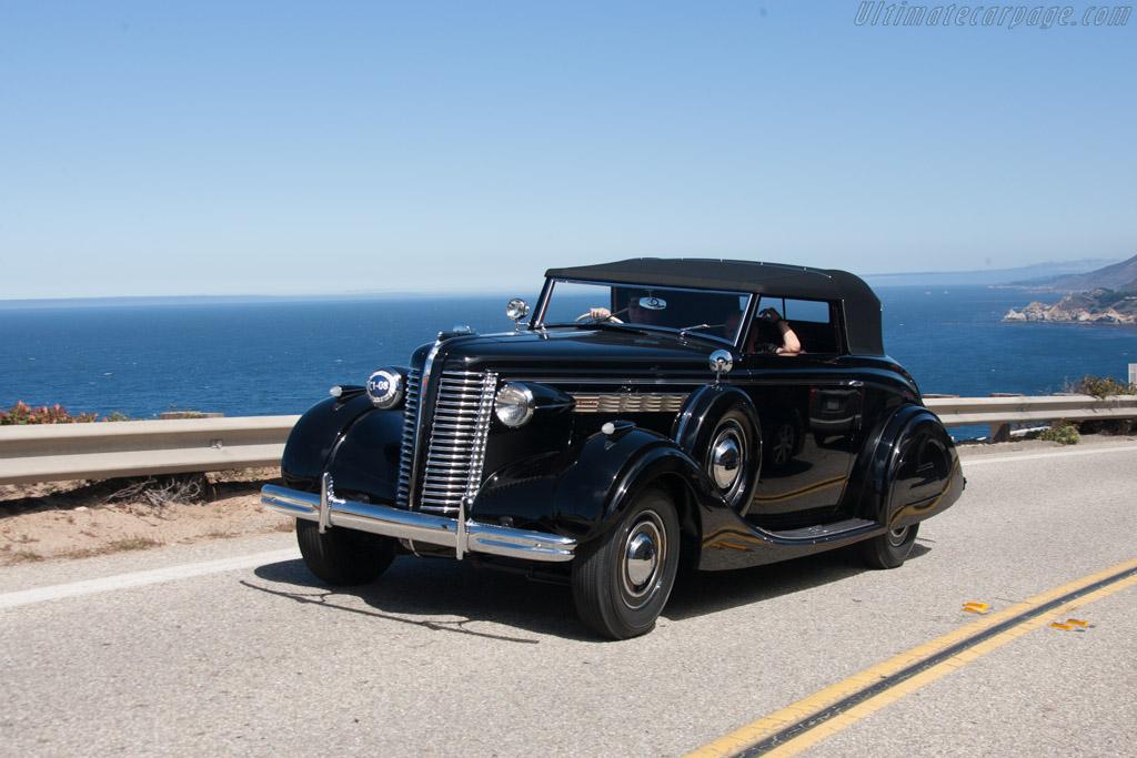 Buick Series 40 Lancefield Drophead Coupe  - Entrant: John & Christiane Beebe  - 2013 Pebble Beach Concours d'Elegance