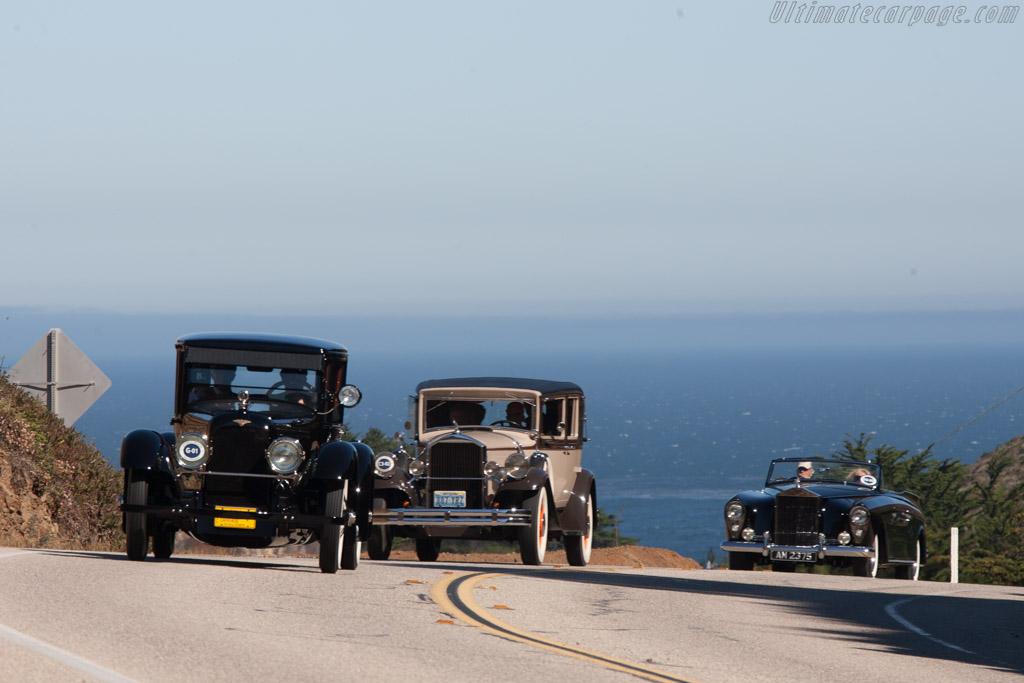 Duesenberg A Bender Coupe - Chassis: 601 - Entrant: James Castle Jr.  - 2013 Pebble Beach Concours d'Elegance