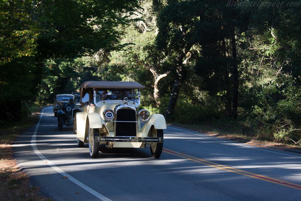 Duesenberg A Fleetwood Phaeton - Chassis: 603 - Entrant: Ronald & Sandra Hansen  - 2013 Pebble Beach Concours d'Elegance
