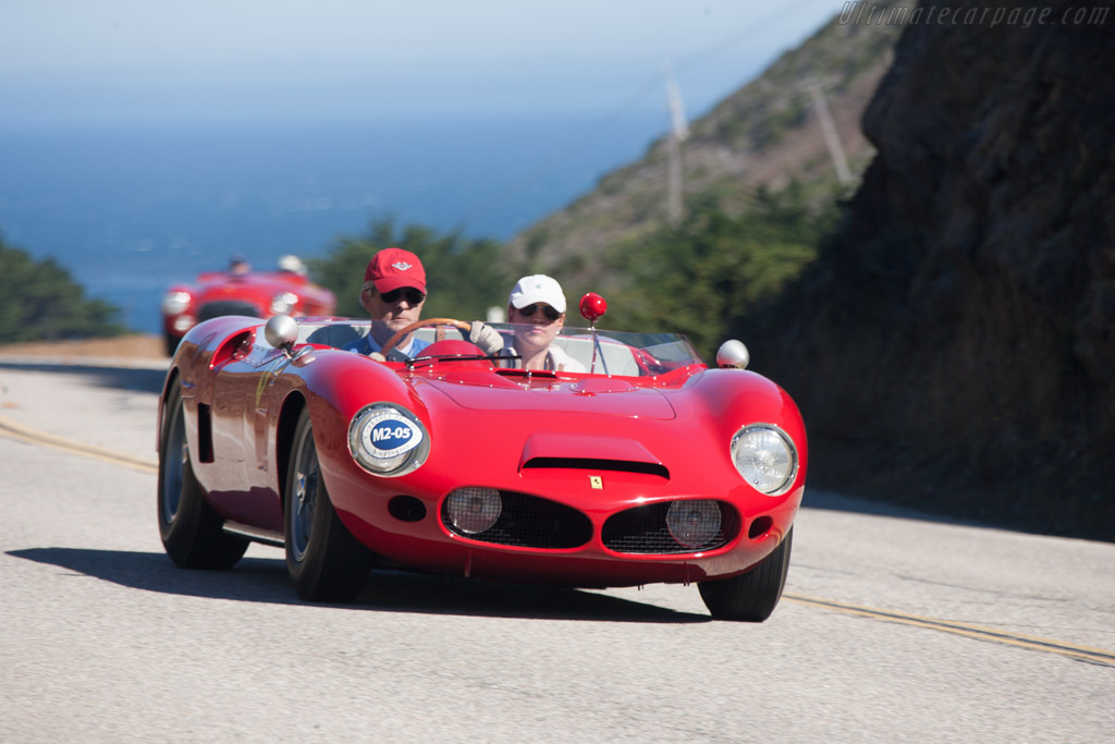 Ferrari 196 Dino SP - Chassis: 0806 - Entrant: Jimmy Dobbs III  - 2013 Pebble Beach Concours d'Elegance