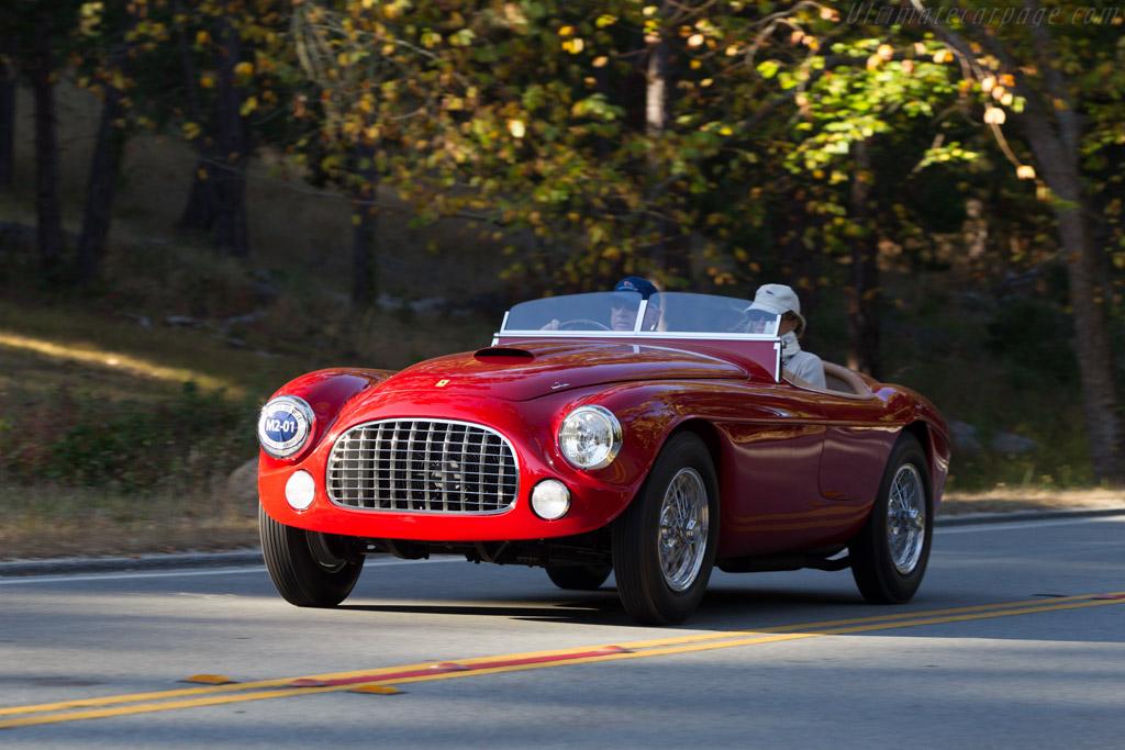 Ferrari 212 Export Barchetta - Chassis: 0136E - Entrant: Jack Croul  - 2013 Pebble Beach Concours d'Elegance