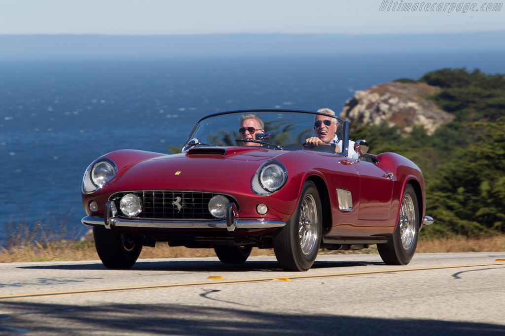 Ferrari 250 GT LWB California Spyder - Chassis: 1639GT - Entrant: Lawrence Stroll  - 2013 Pebble Beach Concours d'Elegance