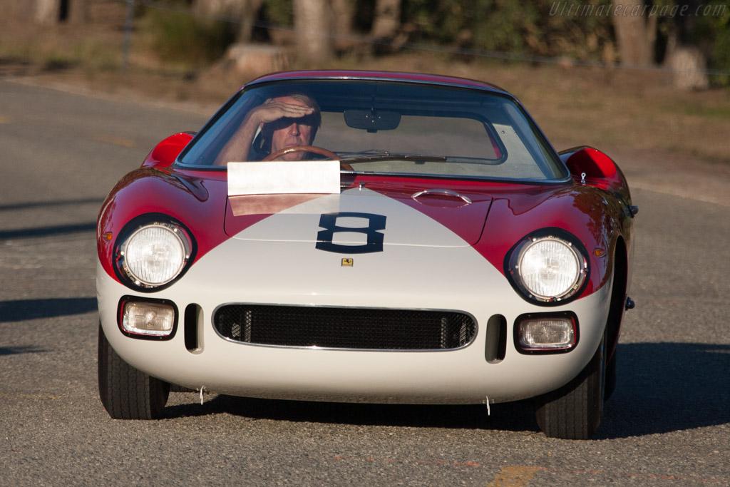 Ferrari 250 LM - Chassis: 5909 - Entrant: Steven Read - Driver: Pete Racely  - 2013 Pebble Beach Concours d'Elegance