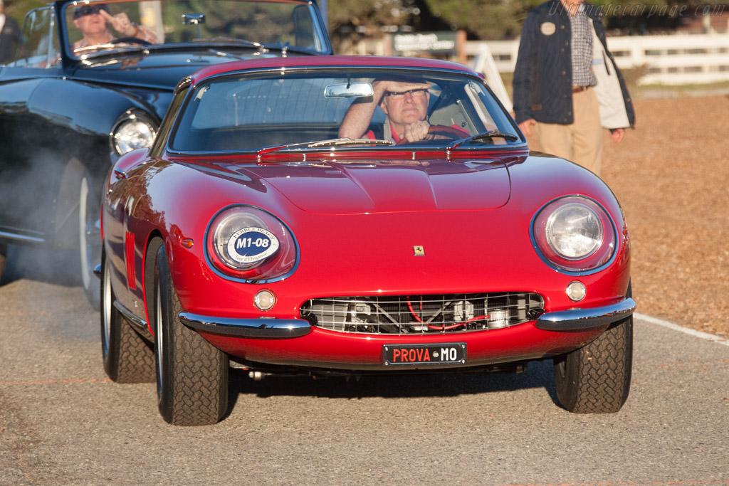 Ferrari 275 GTB/4 - Chassis: 10059 - Entrant: William H. & Cheryl K. Swanson  - 2013 Pebble Beach Concours d'Elegance