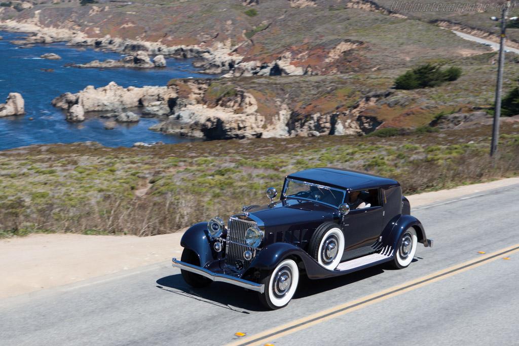 Hispano Suiza J12 Binder Coupe de Ville  - Entrant: The Nethercutt Collection  - 2013 Pebble Beach Concours d'Elegance