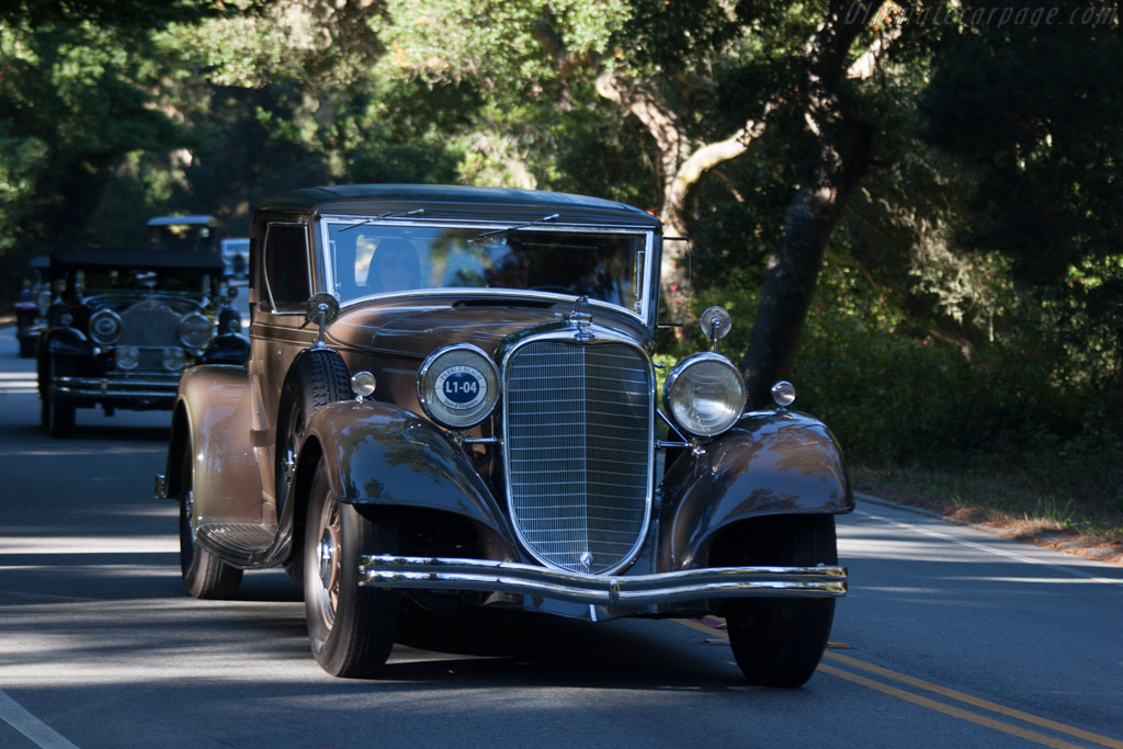 Lincoln KB Judkins Coupe  - Entrant: Mark & Evonne Morton  - 2013 Pebble Beach Concours d'Elegance