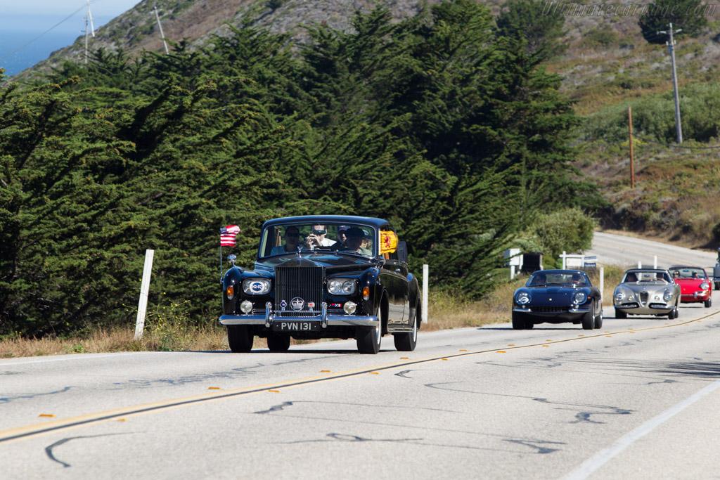 Rolls-Royce Phantom V Mulliner State Landaulette - Chassis: 5LVF113 - Entrant: John Ellison Jr., The Calumet Collection  - 2013 Pebble Beach Concours d'Elegance