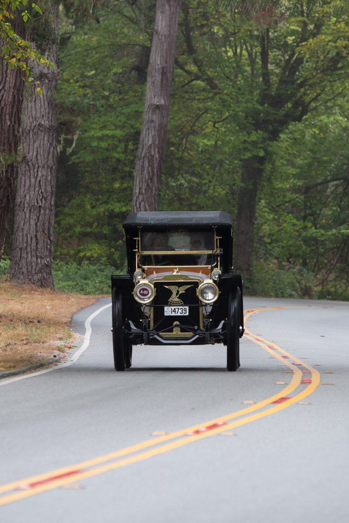 American Underslung Traveler - Chassis: 1811 - Entrant: William Johnston & Ronald Elenbaas (The Off Brothers Collection)  - 2014 Pebble Beach Concours d'Elegance