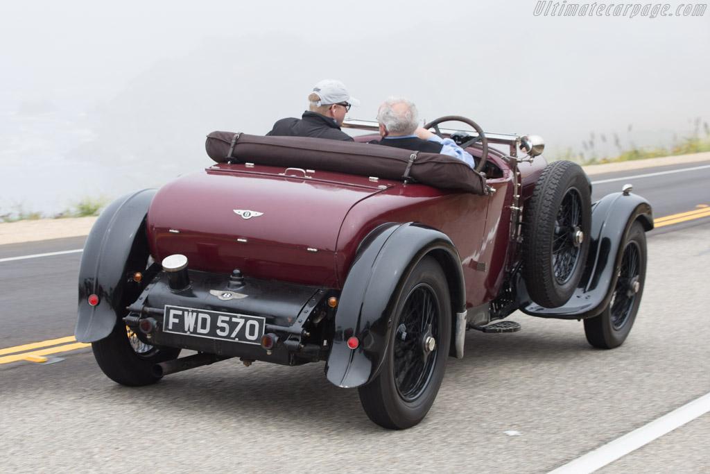 Bentley 4 ¼ Litre Vanden Plas Tourer  - Entrant: Hasso & Ulla Nauck  - 2014 Pebble Beach Concours d'Elegance