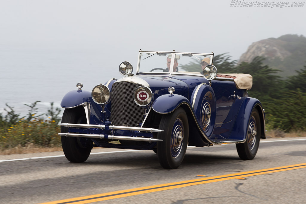 Bentley Speed Six Saoutchik DHC  - Entrant: John & Gwen McCaw  - 2014 Pebble Beach Concours d'Elegance