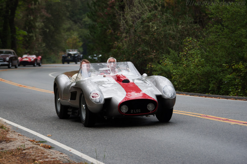 Ferrari 250 TR - Chassis: 0716TR - Entrant: Lawrence Stroll  - 2014 Pebble Beach Concours d'Elegance