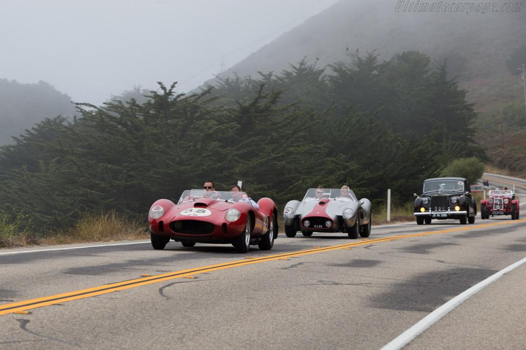 Ferrari 250 TR - Chassis: 0704TR - Entrant: Tom Hartley Jr. - 2014 Pebble Beach Concours d'Elegance