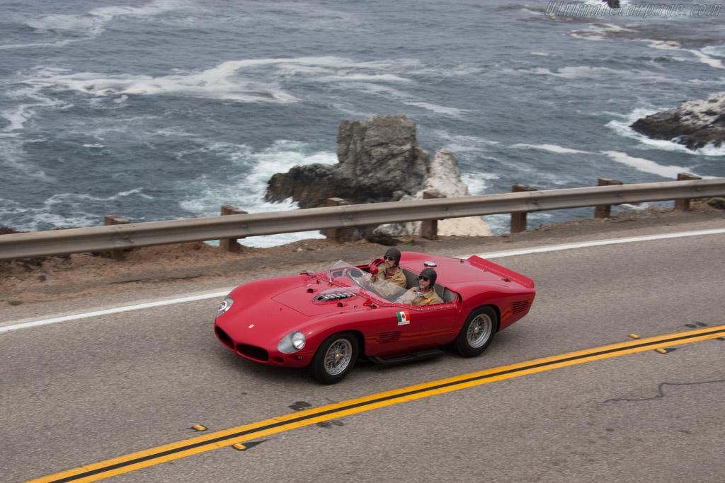 Ferrari 250 TR61 - Chassis: 0792TR - Entrant: Ralph Lauren  - 2014 Pebble Beach Concours d'Elegance