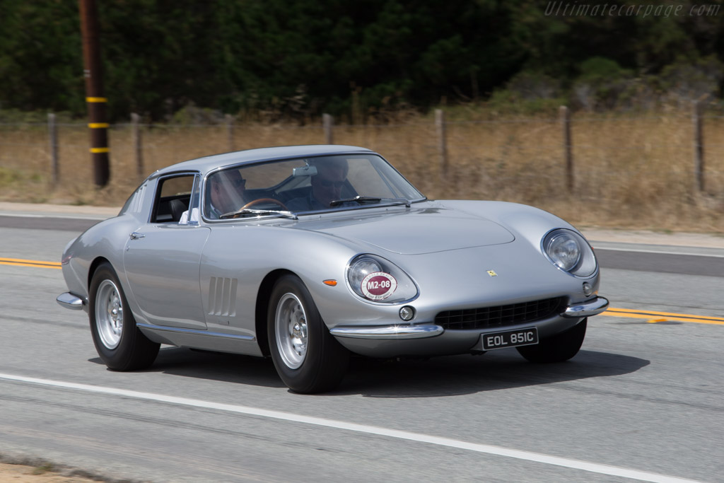 Ferrari 275 GTB Long Nose Alloy  - Entrant: Fica Frio Collection  - 2014 Pebble Beach Concours d'Elegance