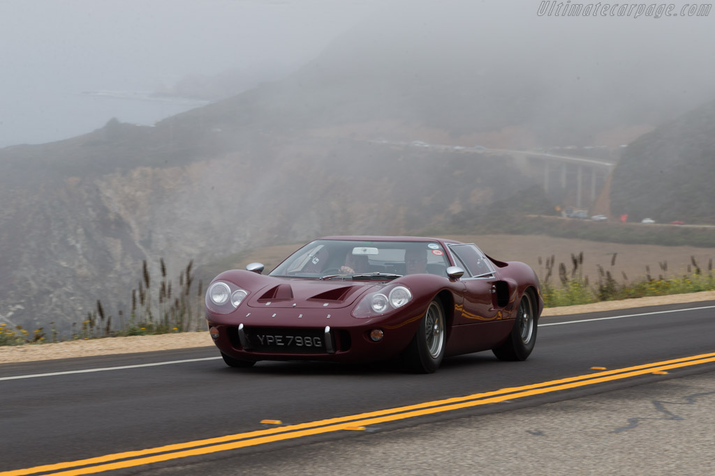 Ford GT40 Mk III - Chassis: M3/1103 - Entrant: Gary W. Bartlett  - 2014 Pebble Beach Concours d'Elegance