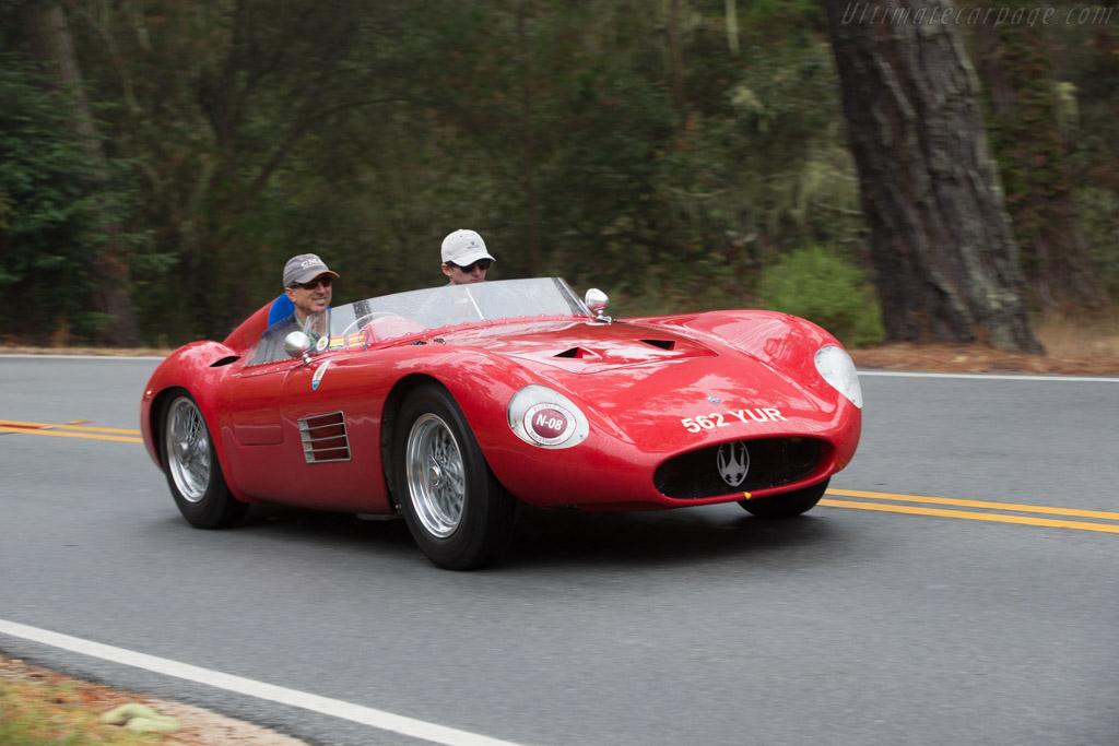 Maserati 300S - Chassis: 3056 - Entrant: Scott & Joanie Kriens  - 2014 Pebble Beach Concours d'Elegance